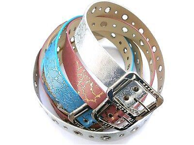 100% Vero Cintura Donna Regolabile Elegante Accessori Abbigliamento Donna Cintura