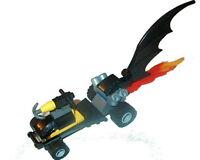Batman Lego 7884 Batman Buggy/dragster Only (no Box Or Figure) Genuine Lego
