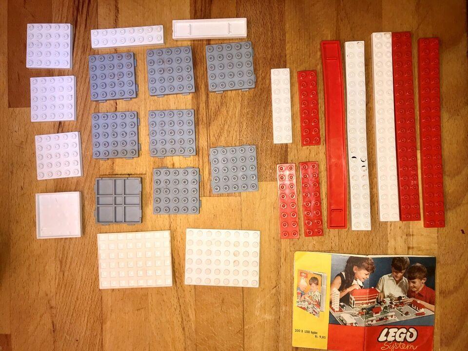 LEGO fra 1947 - 1950
