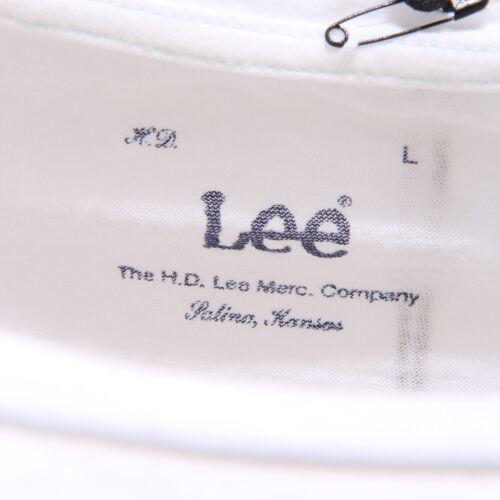 2622Q t-shirt manica corta bianco LEE maglie donna t-shirt women