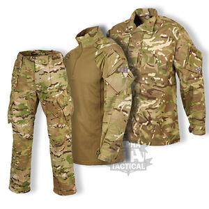 Pcs 2018 Style Shirt Pattern Ubacs Mtp Multicoluga modello Pants British Army 6FCXxnIRqw