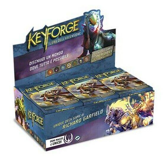 Box 12x bundles Archon keyforge  the Era of Ascension, Italian edition