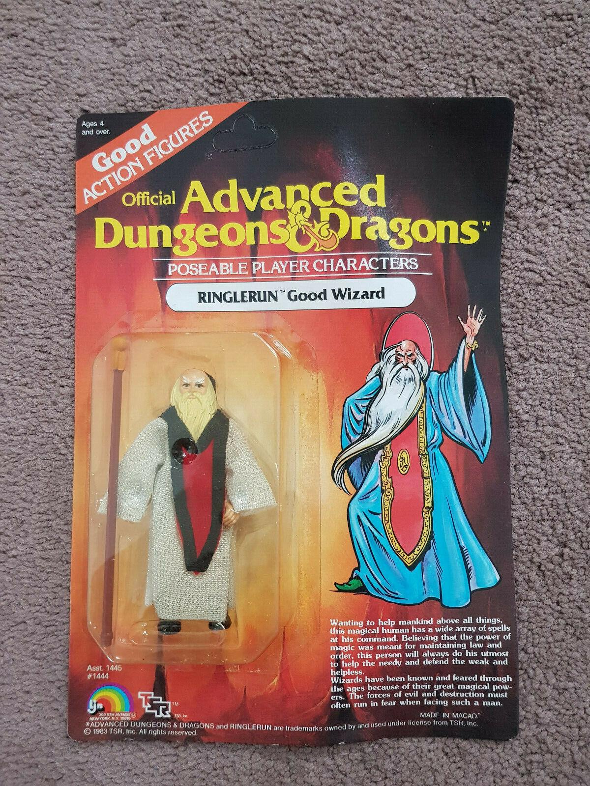 Advanced Dungeons e Dragons  ringlecorrereazione cifraNUOVA Scheda Su