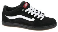 Vans Baxter Mens Shoes (new) Sizes 7-13 Black White Gum Skate Footwear Free Ship