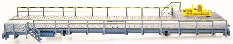 Fleischuomon 01061521 piattaforme girevoli ponte completo senza propulsore traccia h0 NuovoScatola Originale