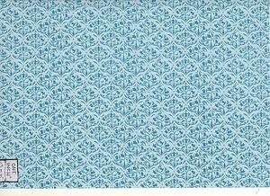 Art Nouveau Turquoise Jm59 Wallpaper Jackson S Miniatures