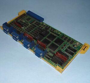 FANUC-ROBOTICS-PCB-AXIS-CONTROL-BOARD-4-AXES-A16B-2200-0250-06C