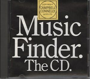 Details about Music Finder - The CD 64 All Time Classic Songs & Melodies  Music Sampler CD