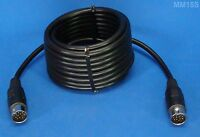 Kenwood Tuner Brain Box Hideaway Unit 13-pin Din Data Cable Kvt 911dvd 910dvd