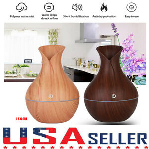 Electric-Air-Diffuser-Aroma-Oil-Humidifier-Night-Light-Up-Home-Relaxing-Defuser