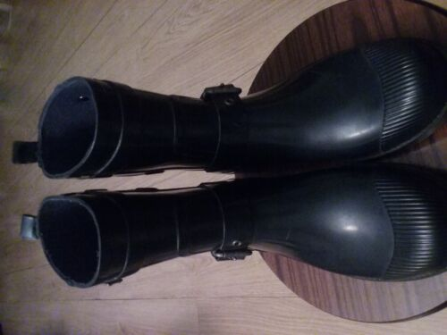COACH LESTER RAIN BOOTS