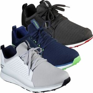 Details about Skechers GO GOLF Mojo Elite Leather Waterproof Spikeless Golf Shoes 54539