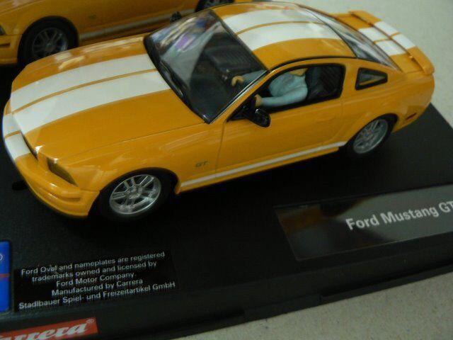 Carrera Evolution 27175 Ford Mustag Gt Nuovo