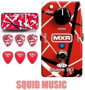 mxr evh eddie van halen phase 90 pedal evh frankenstein pick tin evh90 ebay. Black Bedroom Furniture Sets. Home Design Ideas