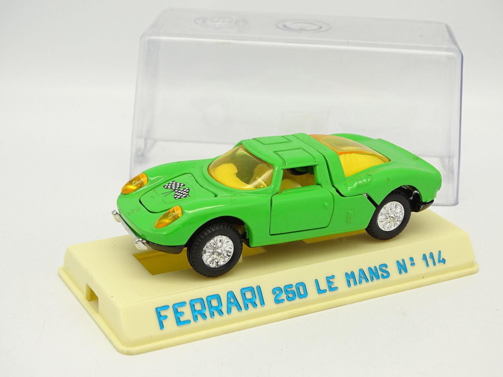 Envío 100% gratuito Joal 1 43 - Ferrari 250 Le Mans verde verde verde 114  100% garantía genuina de contador