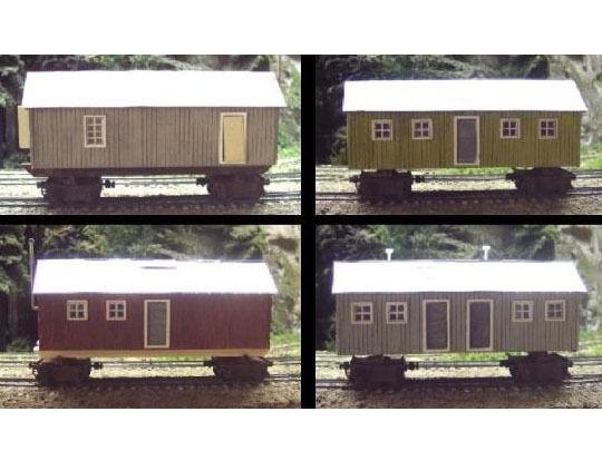 Rslaserkits 3051 - Bauwagenset 5x - Spur N - NEU NEU NEU  | Für Ihre Wahl  656c08