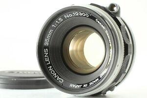 Exc-5-Canon-35mm-f1-5-Leica-Screw-Mount-LTM-l39-Lens-aus-Japan-286