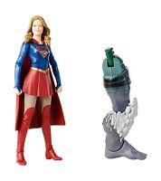 Dc Comics Multiverse Supergirl Figure Free Shipping