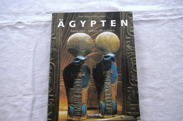 Buch Ägypten Menschen Götter Pharaonen 240 Seiten
