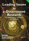 Leading Issues in E-Government by Academic Publishing International Ltd (Paperback, 2011)