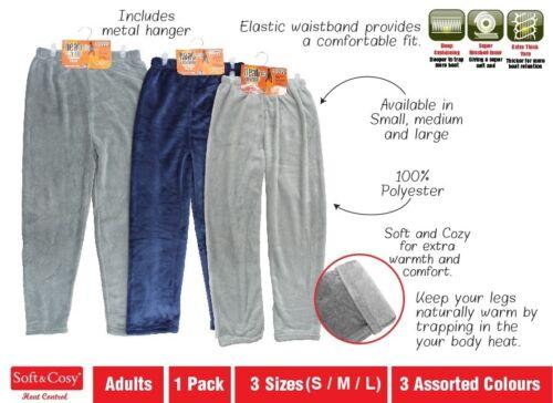 Pyjamas PJs Ladies Winter Fleece Pants