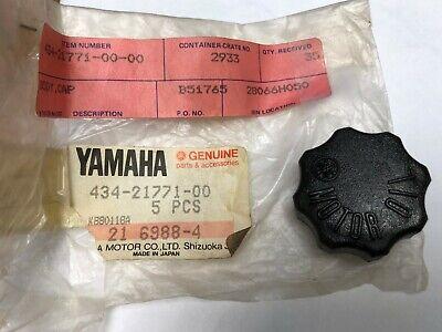 Cap; 434217710000 Made by Yamaha Yamaha 434-21771-00-00 Body