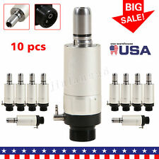 New Listing1 10 For Nsk Dental 2 Hole Air Motor E Type Slow Low Speed Handpiece Micromotor