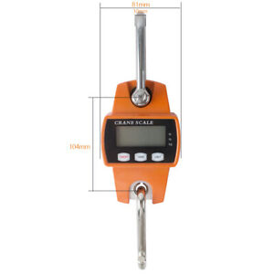 Sale-NEW-300-KG-600-LBS-Digital-Crane-Scale-Industrial-Hook-Hanging-Weight-Scale
