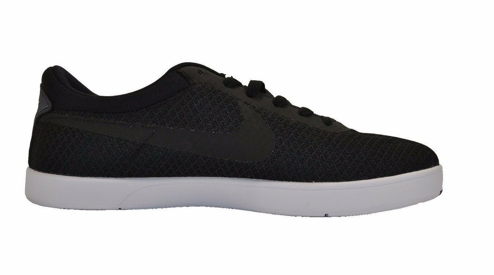 Nike ERIC KOSTON FR Black White Skateboarding Discounted (291) Men's Shoes