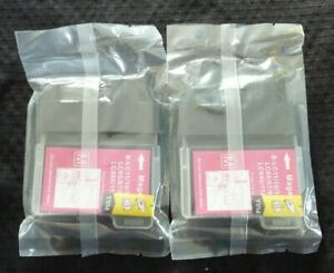 2-Magenta-Ink-Cartridges-for-Brother-Printers-B-LC11-16-38-61-65-67-980-990-1100