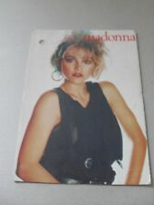 CP avec Madonna - N° PP114 - Mauvais état