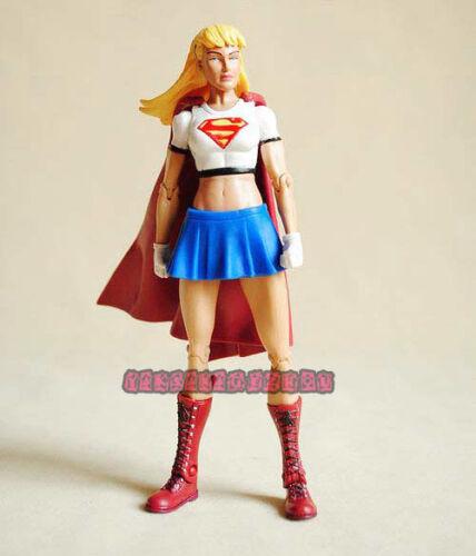 "DC Universe Superman 6/"" Supergirl Loose Figure"