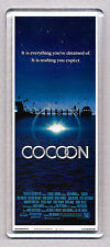 COCOON movie poster WIDE FRIDGE MAGNET - 80's Sci-Fi Classic!