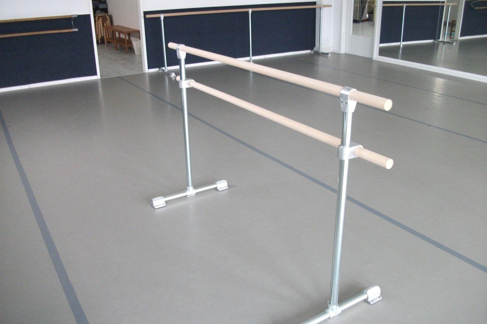 Mobile Mobile Mobile Ballettstange, mobile Ballettstangen, freistehend - neue Version 52ce37