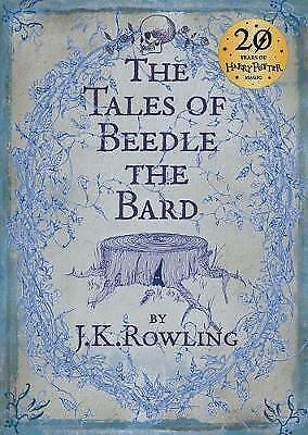 The Tales of Beedle the Bard, Standard Edition, Bloomsbury and Lumos , Good | Fa