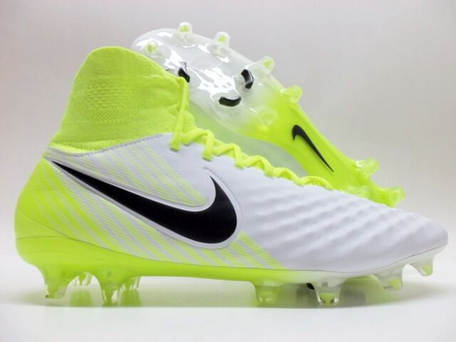 7c84293eca26 Nike Magista Orden II FG Soccer Cleats Shoes 11 843812 109 White ...