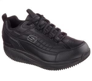 skechers shape ups mens work shoes