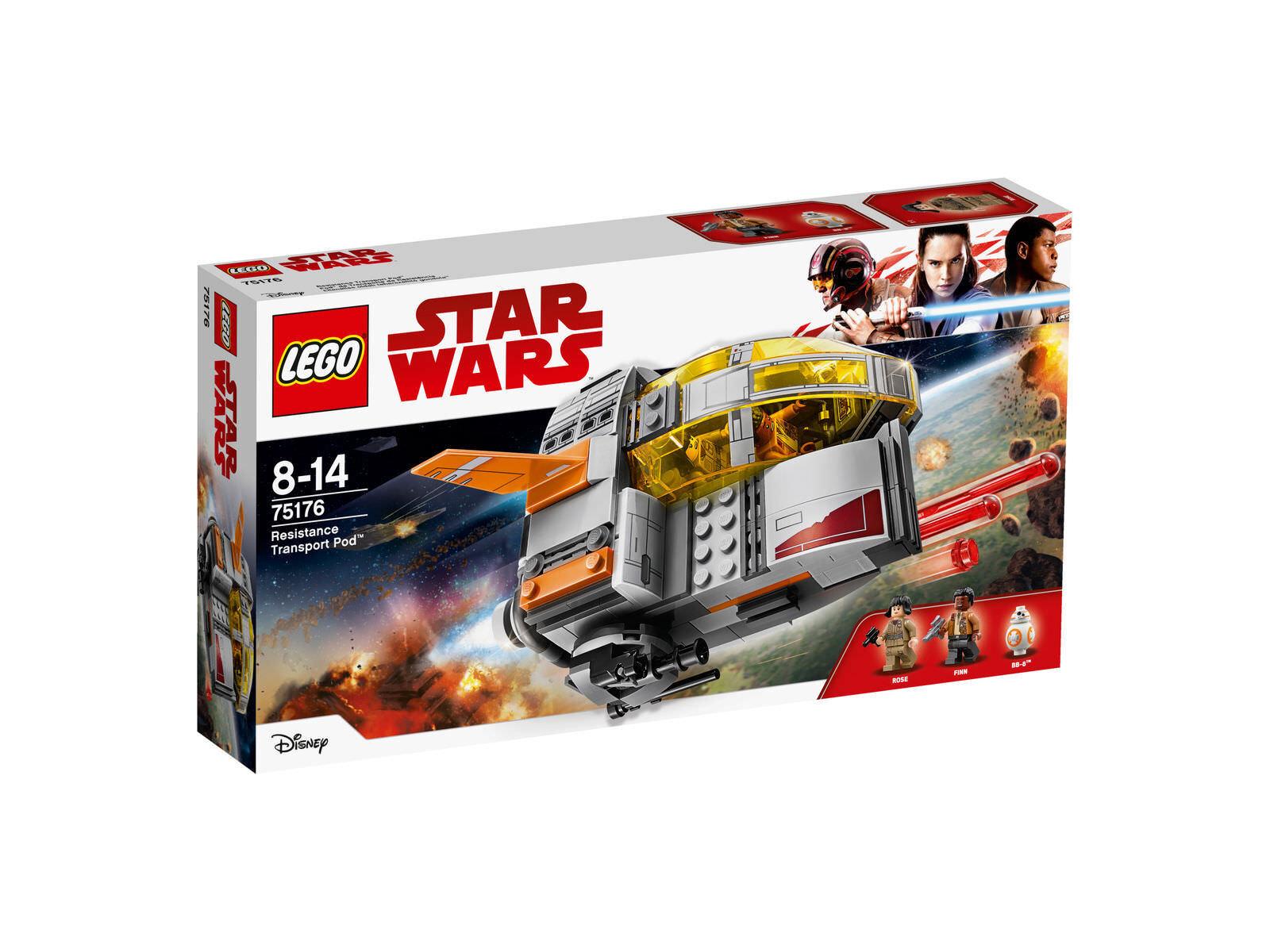 Lego 75176 - Star Wars - - - Confidential_Honey Jar Po NEU a88239