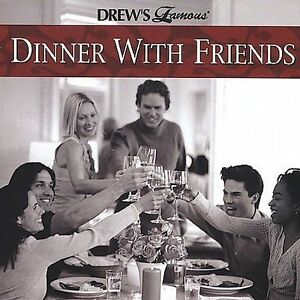 FREE US SHIP. on ANY 3+ CDs! NEW CD Various Artists: Drew's Famous Dinner With F