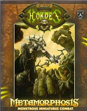 PRIVATEER PRESS HORDES PIP 1017 METAMORPHOSIS 2008 EN ANGLAIS