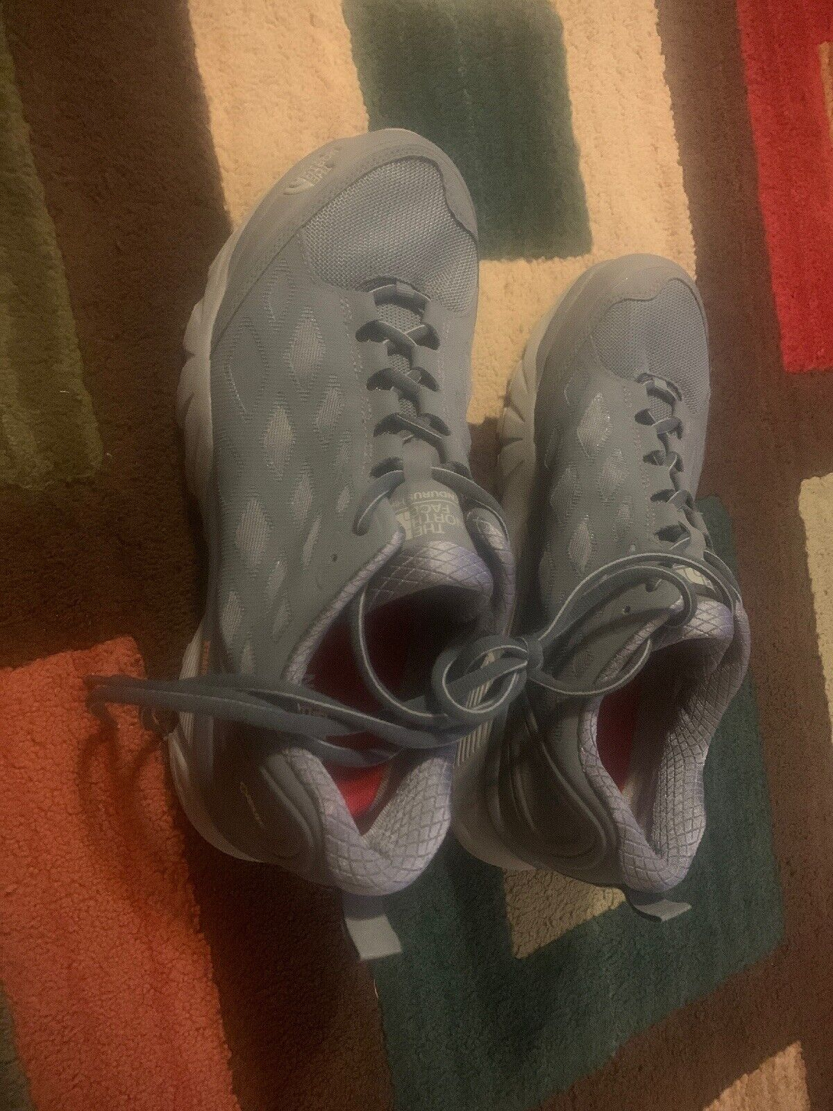 The North Face  Endurus Hike Mens Gore-Tex Hiking shoes Size 11.5  no tax