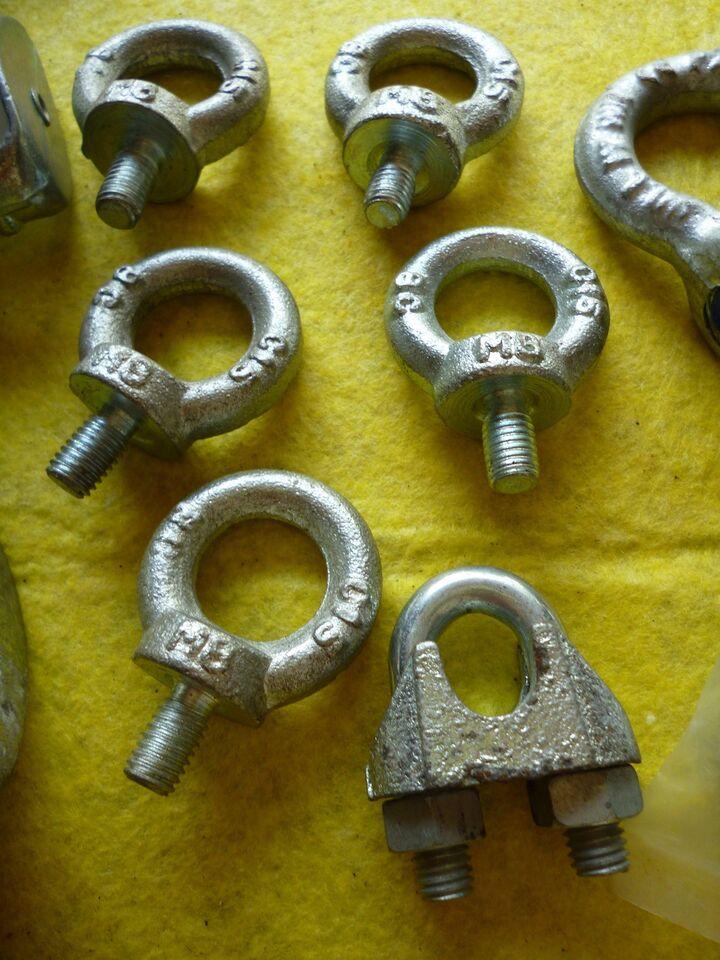 Andet håndværktøj, Se Fotos..........