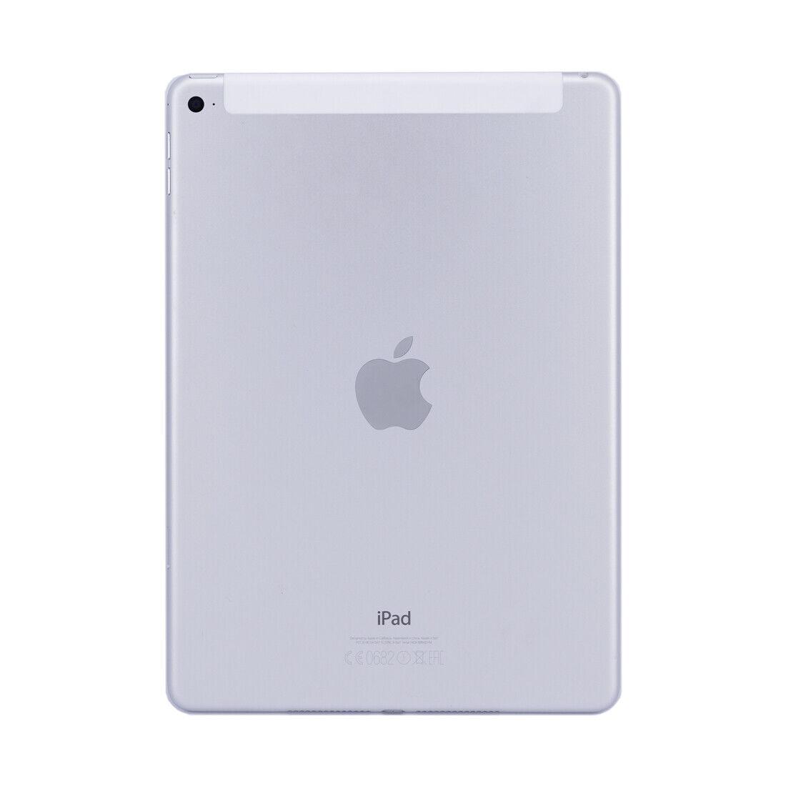 iPad: iPad Air 2 WiFi + cell 64GB Silver – Grade A/B – No scatola