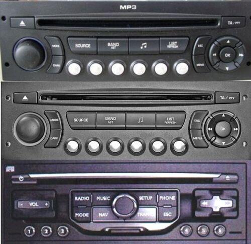 CABLE JACK AUXILIAIRE MP3 AUDIO AUTORADIO PEUGEOT BOXER