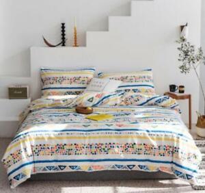 3D Colorful Dots ZHUA3963 Bed Pillowcases Quilt Duvet Cover Set Queen King Zoe