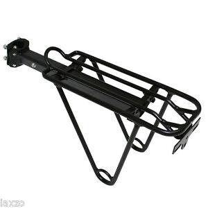 Bicycle-seat-saddle-post-cycle-rear-carrier-bracket-bike-pannier-rack-luggage