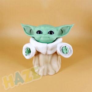 Star-Wars-Mandalorian-Baby-Yoda-PVC-Figurine-Modele-20cm-en-boite