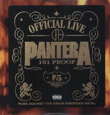 Official Live: 101 Proof [PA] by Pantera (Vinyl, Jul-2012, 2 Discs, Rhino (Label))