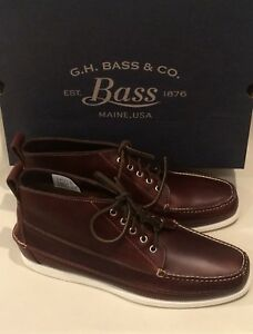 oscuro tamaño Moc botines Bass G Reino marrón Unido H Rangers 11 en 8x0qwZHq