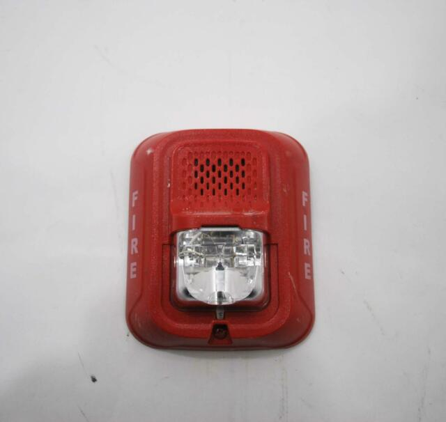 *QTY* *Brand New* System Sensor Fire Alarm Horn Strobe Model MASS241575ADA